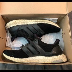 Adidas ultraboost Black/core black